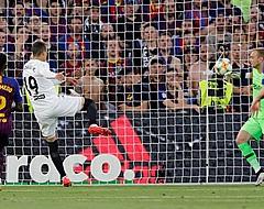 Barcelona buigt met Cillessen in Spaanse bekerfinale voor Valencia
