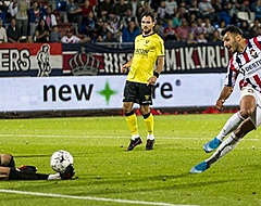 Eén doelpunt genoeg voor Willem II tegen VVV-Venlo