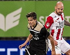 """""""Ik wil later niet herinnerd worden als 'de speler die tegen Ajax scoorde'"""""""
