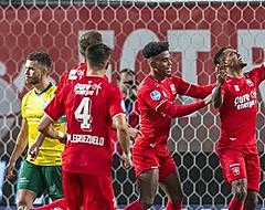 <strong>Opstellingen FC Twente en FC Groningen zijn bekend</strong>