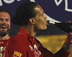 Premier League nomineert Van Dijk niet na topjaar