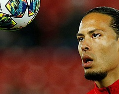 'Virgil van Dijk krijgt waanzinnig nieuws over Ballon d'Or'