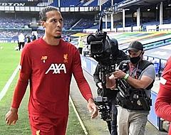 Arsenal profiteert van misser Van Dijk en trakteert Liverpool op nederlaag