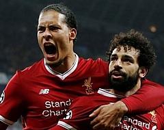 Liverpool zet walsmachine net te vroeg uit tegen AS Roma