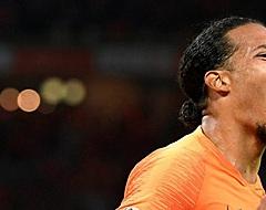 """""""Van Dijk heeft mij overtuigd als een briljante verdediger"""""""