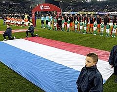 """""""Nederland is net te zwak om een toernooi te winnen"""""""