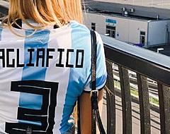 FOTO'S: Deze bloedmooie blondine nam Tagliafico mee naar Amsterdam