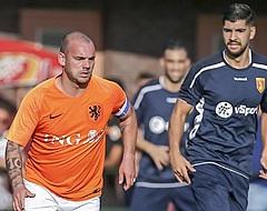 """""""Toen zei ik tegen Sneijder: kabouter, nu moet je oppassen"""""""