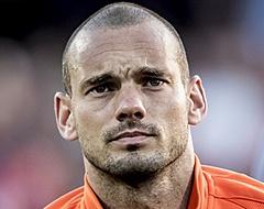 Sneijder kiest opvallende beste teammaat óóit