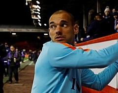 'Heel Nederland heeft zich gek gelachen om Sneijders laatste acht jaar'
