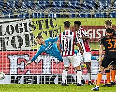 Bizarre wedstrijd eindigt in pijnlijke nederlaag Willem II