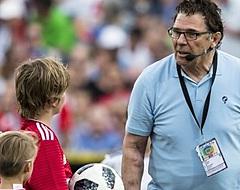 """Van Hanegem uit zorgen over Feyenoord: """"Het zou erg triest zijn"""""""