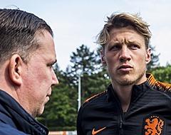 """Weghorst: """"Dat is niet leuk hoor, als klein jochie zo afgemaakt worden"""""""