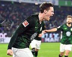 Weghorst scoort wéér voor Wolfsburg, Til beslissend in Rusland