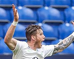 Weghorst schiet Wolfsburg naar volgende Europa League-ronde