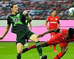 Weghorst bezorgt Bosz dramatische avond in Leverkusen