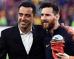 Xavi niet blij met Barcelona: 'Kijk naar het verleden'