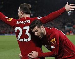 Zes doelpunten in eerste helft: Liverpool wint waanzinnige Merseyside Derby