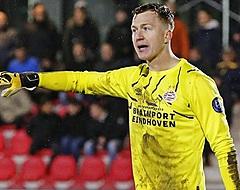 PSV ziet in één klap drie keepers vertrekken