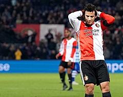 'Zelfs bij Jong Feyenoord vielen ze niet op'