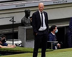 """Zidane aangebrand: """"Wat een vraag, zeg"""""""