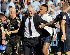 """Zidane maakt einde aan transfergeruchten: """"Hij blijft"""""""