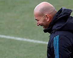 """Zidane verdedigt keuze voor zoon: """"Hij was de enige zonder speeltijd"""""""