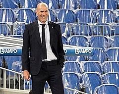 """Schuldbewuste Zidane na nieuwe zeperd: """"Ik ben hier verantwoordelijk voor"""""""
