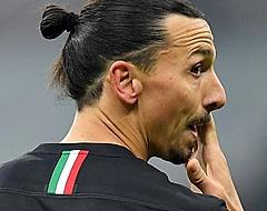 'Zlatan Ibrahimovic (38) kan waanzinnig contract tekenen'