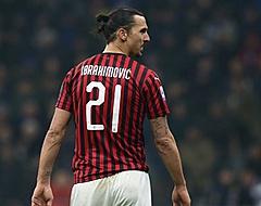 """Ibrahimovic twijfelt over AC Milan: """"Weet nog niet wat ik wil"""""""
