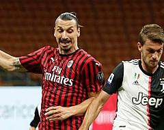 Juventus zakt zonder De Ligt door het ijs in Milaan