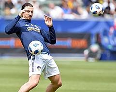 """Ibrahimovic wekt verbazing: """"Dan mag hij me bellen"""""""