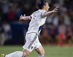 """Zlatan denkt aan vertrek uit LA: """"Dat zou kunnen, dat zou kunnen"""""""