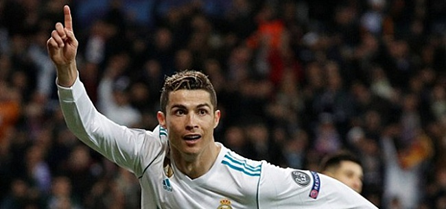 Foto: Ronaldo lyrisch: