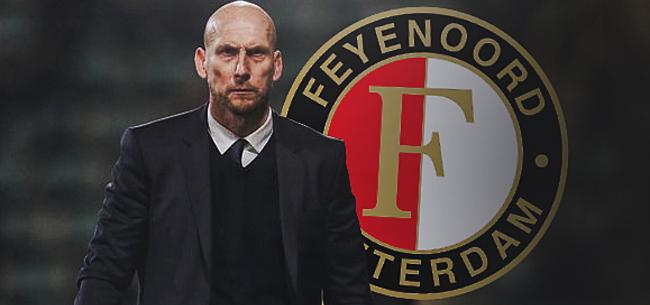 Foto: Hoe Stam zichzelf gedwarsboomd heeft bij Feyenoord met één beslissing