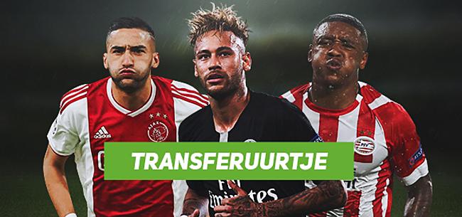 Foto: TRANSFERUURTJE: Ajax praat met peperduur target, speler te duur voor Feyenoord