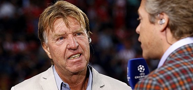 Foto: De Mos wijst aan: 'Het grootste PSV-talent van de afgelopen tien jaar'