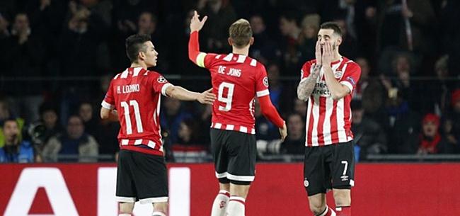 Foto: 'Europese topclubs gaan PSV beroven van twee smaakmakers'