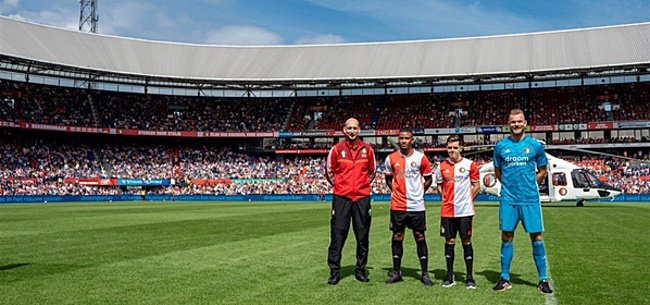 Foto: 'Feyenoord maakt enorme blunder op de transfermarkt'
