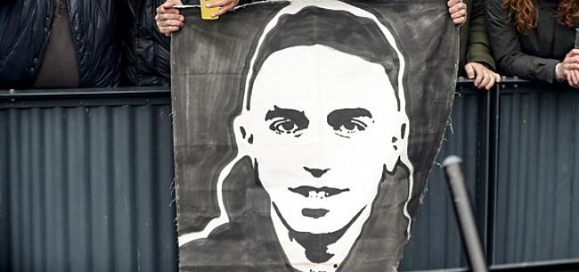Foto: Broer Appie Nouri over 34e landstitel Ajax: 'Blijft moeilijk om te zien'