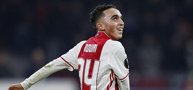 Foto: Ajax reageert via statement op arbitragezaak Nouri