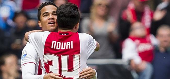 Foto: 'Terecht dat familie Nouri miljoenenbedrag wil van Ajax'