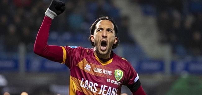 Foto: El Khayati wacht op juiste club: