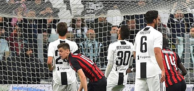 Foto: UEFA bezorgt AC Milan drama: vlag kan uit bij AS Roma
