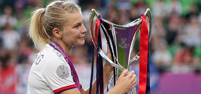 Foto: Vrouwelijke Gouden Bal-winnares doet beter dan Messi en Ronaldo