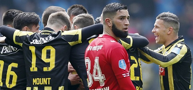 Foto: Clubloze Adnane Tighadouini duikt op bij Eredivisie-club