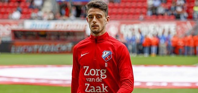 Foto: FC Utrecht lijdt pijnlijke nederlaag bij rentree Dalmau en Van Overeem