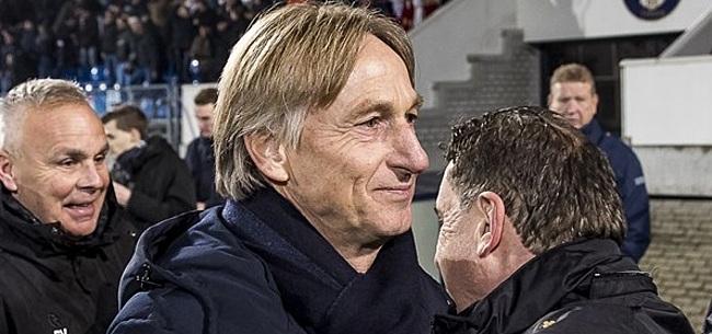 Foto: 'Deze nederlaag komt harder aan dan die tegen PSV'
