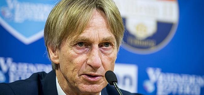 Foto: Euforie maakt plaats voor teleurstelling bij Willem ll: