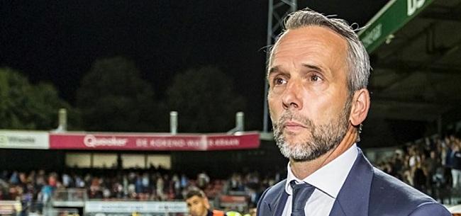 Foto: Excelsior maakt PSV-opdracht duidelijk: